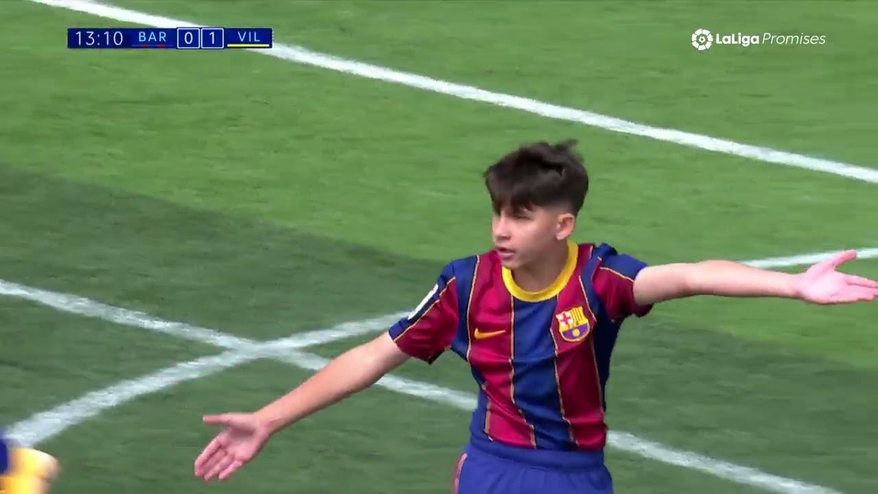 Semifinales: Resumen de FC Barcelona vs Villarreal CF (0-1)
