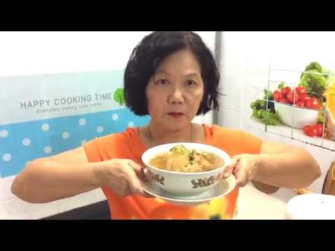 HOW TO COOK SWEET PEAR SOUP WITH PORK RIBS
