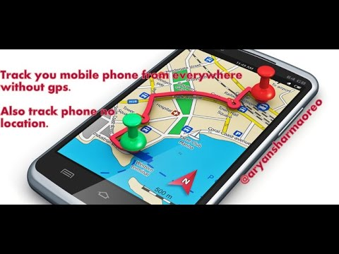 Track your phone without gps