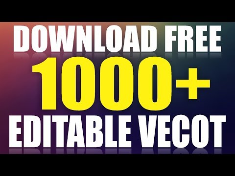 Coreldraw x7 Tutorial - How to Download 1000+Editable Vector file free Just one click By AS GRAPHIC