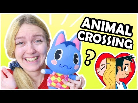 Drawing OURSELVES as ANIMAL CROSSING ANIMALS! - Art Style Challenge