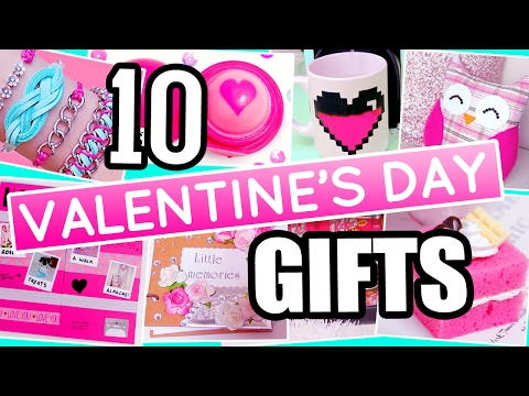 10 DIY Valentine's Day Gift Ideas 2017! COMPILATION | Best DIYLover VDay Presents!