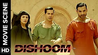 Ye bahut bacchon ka pappa hai | Dishoom | Movie Scene