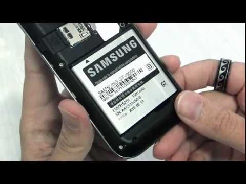 How to extend the battery life of your Samsung Galaxy S i9000