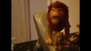 The Lion King ~ Animation (PART 3 FATHER AND SON)