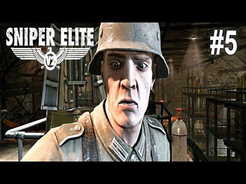 Sniper Elite v2 (co-op campaign) - St. Olibartus Church