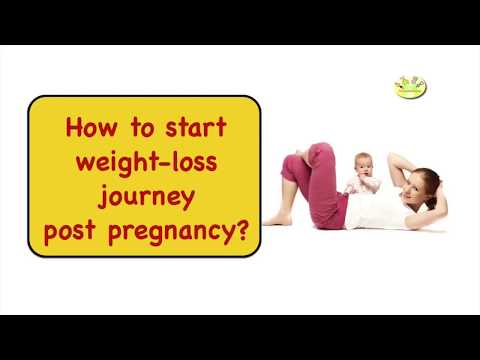 11 Practical tips to kickstart your weight loss journey post pregnancy