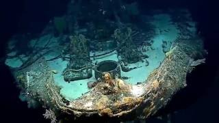 Aug 11. NOAA found a Japanese WWII ship wreck!