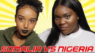 Somalia Vs Nigeria Language Challenge!!!