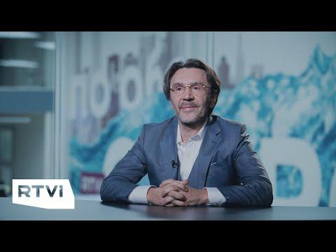 Сергей Шнуров — генеральный продюсер RTVI