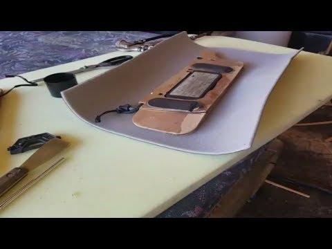 Repair Mustang Sun Visors | Upholster Sun Visors