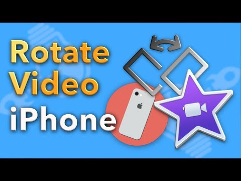 How to Rotate a Video on iPhone 2018