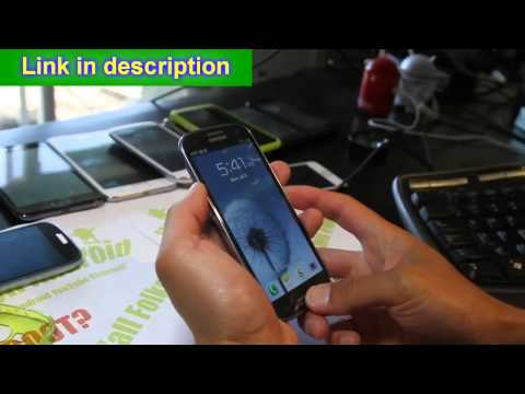 Root the Samsung Galaxy S3 - All Versions - The Easy way!