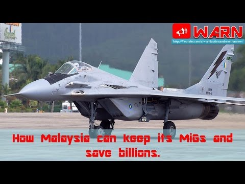 How Malaysia can keep its MiGs and save billions