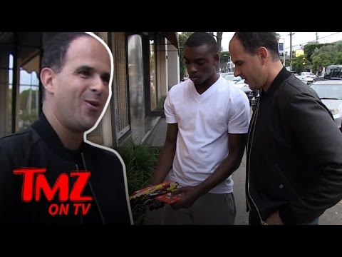 """Profit"" Star Marcus Lemonis Schools a Street Hustler! | TMZ TV"