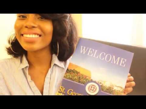 Vlog#1: St. George's University Medical School/Grenada Tour