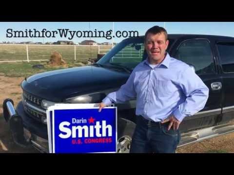 Darin Smith Campaign Signs