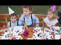 Happy Birthday Song More Nursery Rhymes Kids Songs LETSGOMARTIN mp3