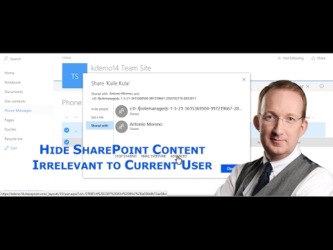 3 Ways To Hide SharePoint List Content