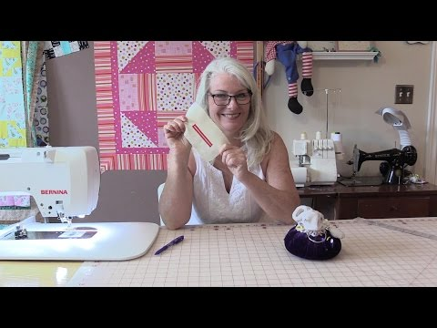 How to make a button hole