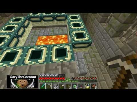 Minecraft: Quest to Kill the Ender Dragon: Part 7/9 - How to find a Stronghold