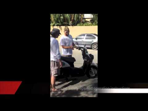 Key West Scooter Rental Tips & Operating Instructions - ToursKeyWest.com