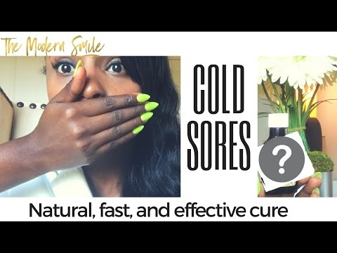 How to Heal and Cure a Cold Sore Overnight....Fast, Natural, and It Works!!