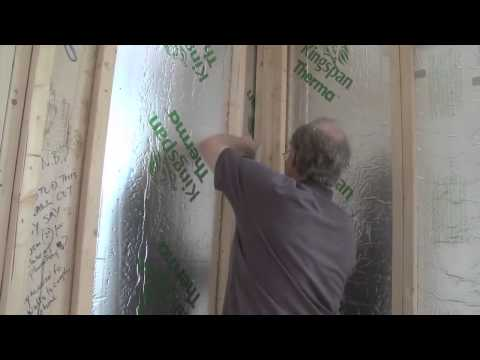 Self building a timber frame home - the Deek's and their beautiful finishings