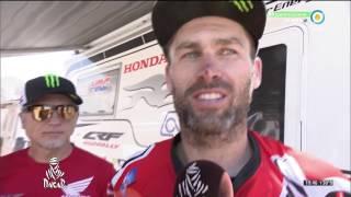 Rally Dakar 2017 - Etapa 10 - Motos
