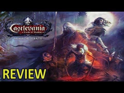 Día Nintendo || ANÁLISIS: Castlevania: Lords of Shadow - Mirror of Fate (3DS) || Review en español
