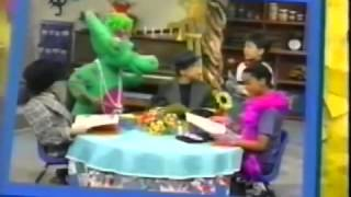Barney & Friends Snack Time! Ending Credits