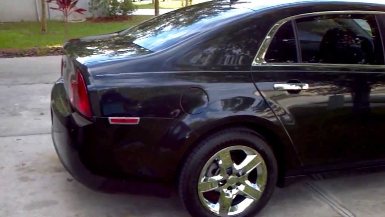 2011 Chevy Malibu Review