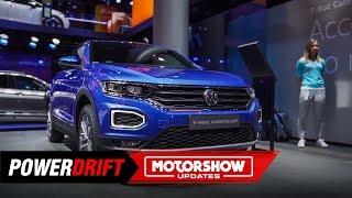 Volkswagen T-Roc Cabriolet : The most extroverted VW :  IAA 2019 : Powerdrift