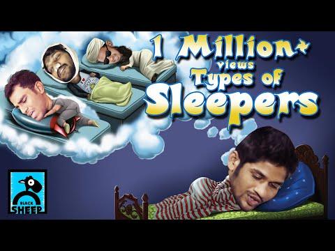 Types Of Sleepers | Types | Black Sheep