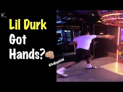 Lil Durk Got Hands?