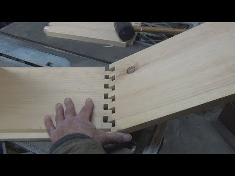 Building an Eight Frame Deep Langstroth Hive Body