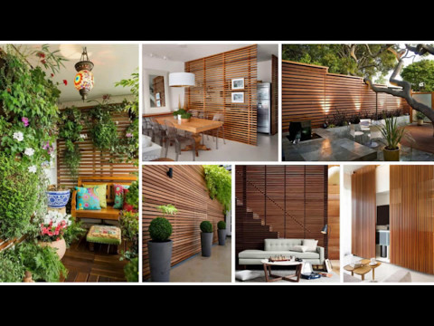 Wooden Screen | Room Dividers | Privacy Screen | 12 | Ideas