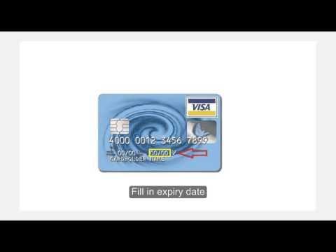 Wie bezahlen per Kreditkarte oder EC Karte