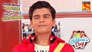 Taarak Mehta Ka Ooltah Chashmah | Tapu Plays The Smart Move | Children's Day Special
