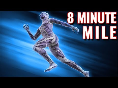 How to Run a Mile in 8 Minutes