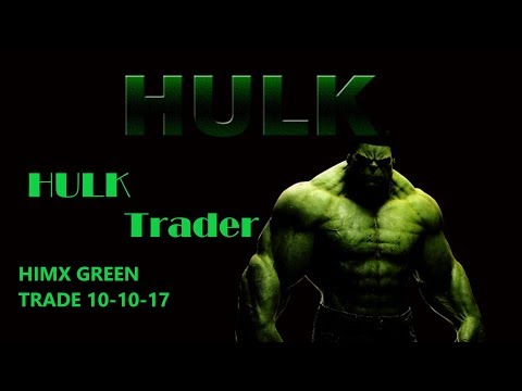 HIMX Short Trade 10-10-17