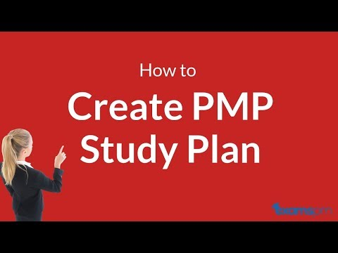 How to Create Your PMP study plan