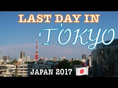 TOKYO | Exploring: Shibuya, Shinjuku, Roppongi, Akihibara, Ginza & Skytree :)