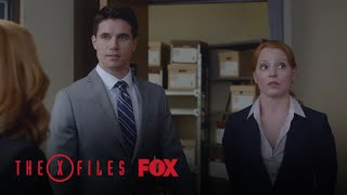 Scully And Mulder Meet Two Younger Agents | Season 10 Ep. 5 | THE X-FILES