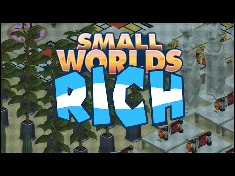 SMALLWORLDS   69 WAYS OF BECOMING RICH