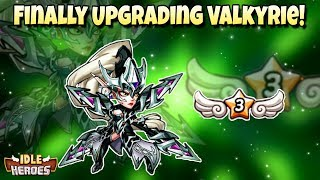 Idle Heroes New Forest Hero Valkyrie Top Tier or Bust?!