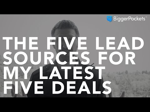How I Found My Five Latest Real Estate Deals! (Five Different Strategies)