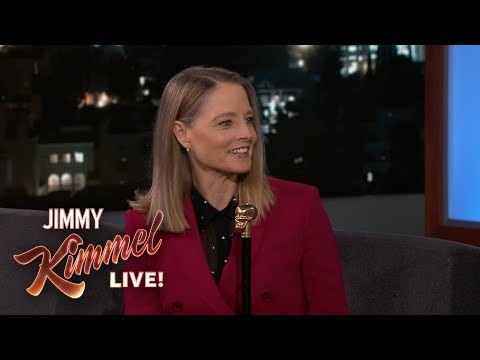 Jodie Foster on Acting Career, Growing Up in Hollywood & Going to College