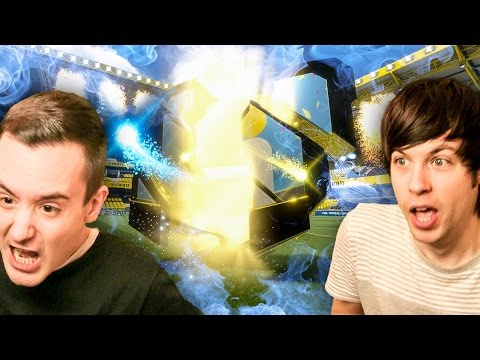 I DIDN'T SEE IT COMING!! - FIFA 17 PACK OPENING