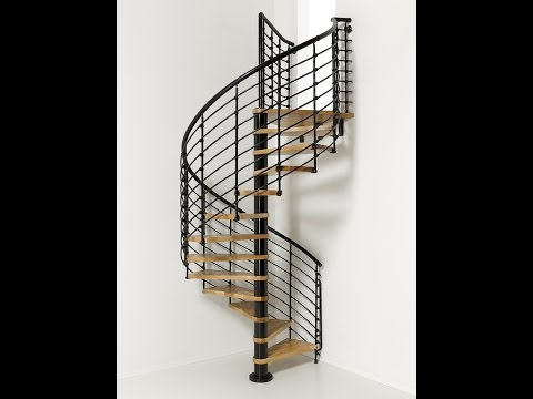 Arke' Spiral Staircase Selection and Installation